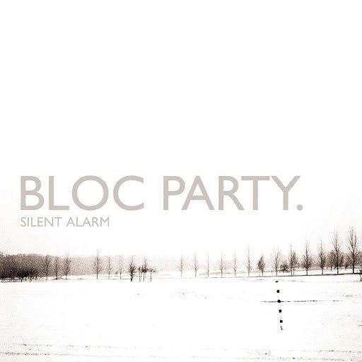 Bloc Party альбом Silent Alarm