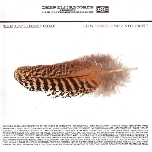 The Appleseed Cast альбом Low Level Owl: Volume 1