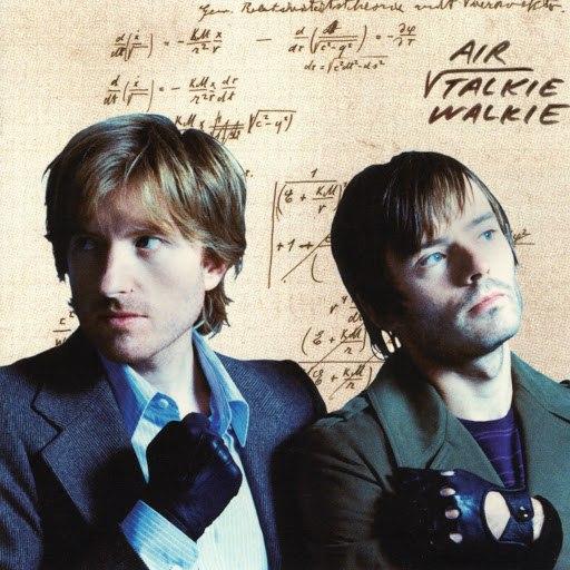 Air альбом Talkie Walkie
