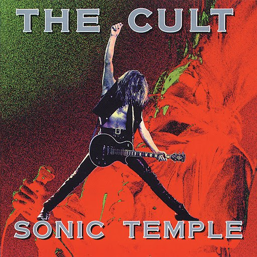 The Cult альбом Sonic Temple