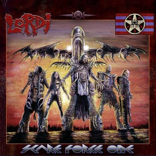 Lordi альбом Scare Force One