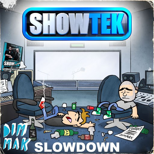 Showtek альбом Slow Down [Original Clean]