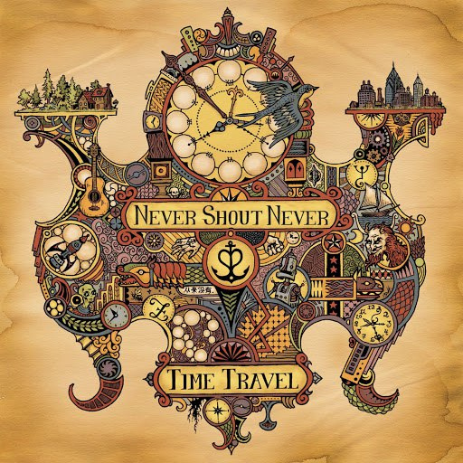 Never Shout Never альбом Time Travel (Deluxe Version)