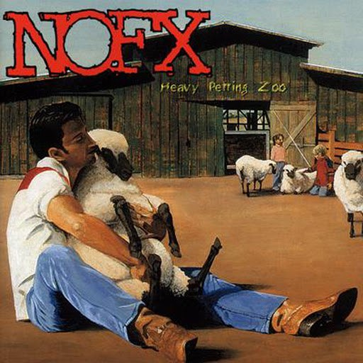 NoFX альбом Heavy Petting Zoo