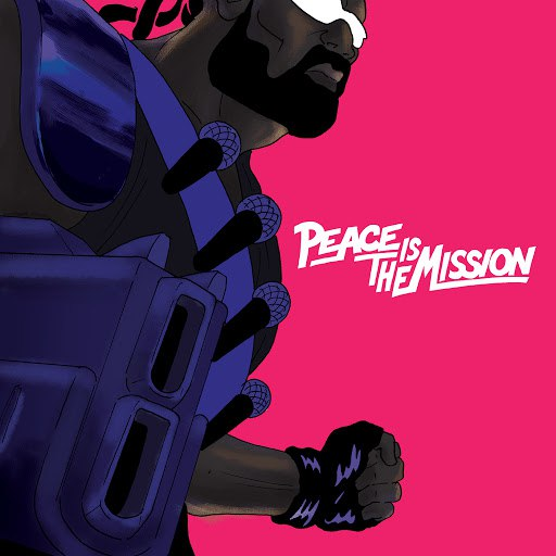 Major Lazer альбом Peace Is The Mission