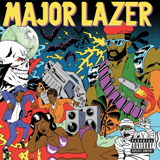 Major Lazer альбом Keep It Goin' Louder ((Diplo Remix))