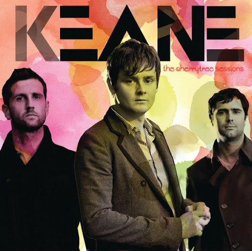 Keane альбом Cherrytree Sessions