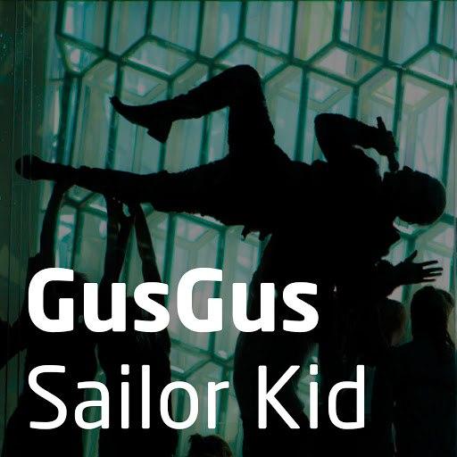 GusGus альбом Sailor Kid