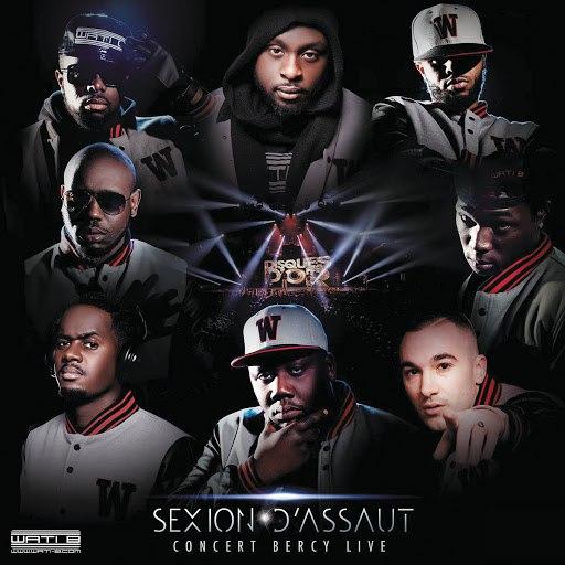 Sexion D'assaut альбом L'apogée à Bercy