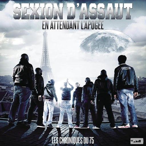 Sexion D'assaut альбом Les chroniques du 75, en attendant l'apogée