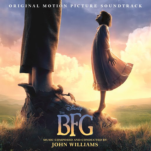 John Williams альбом The BFG (Original Motion Picture Soundtrack)