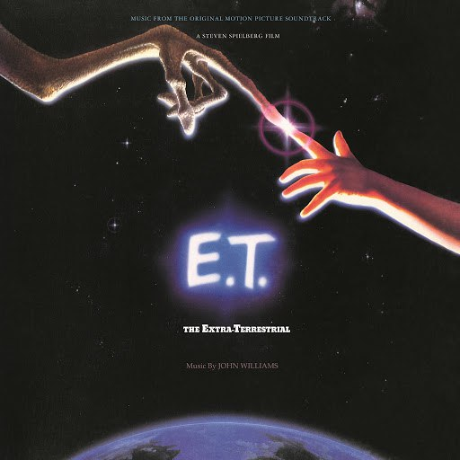 John Williams альбом E.T. The Extra-Terrestrial (Music From The Original Motion Picture Soundtrack)