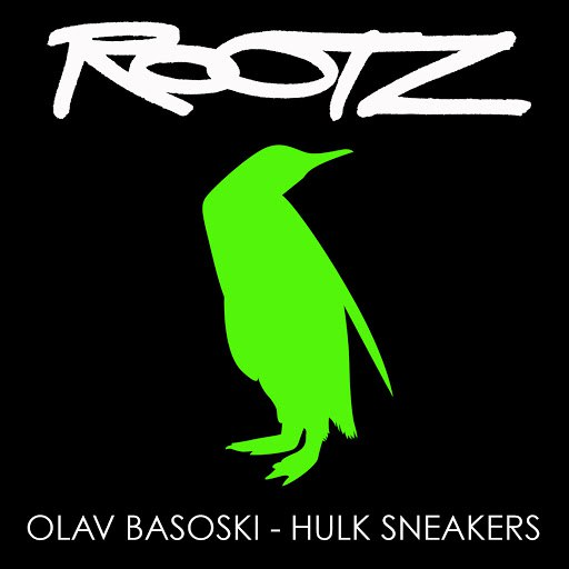 Olav Basoski альбом Hulk Sneakers