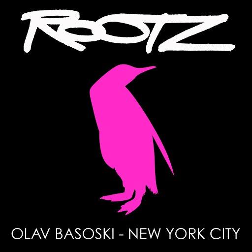 Olav Basoski альбом New York City