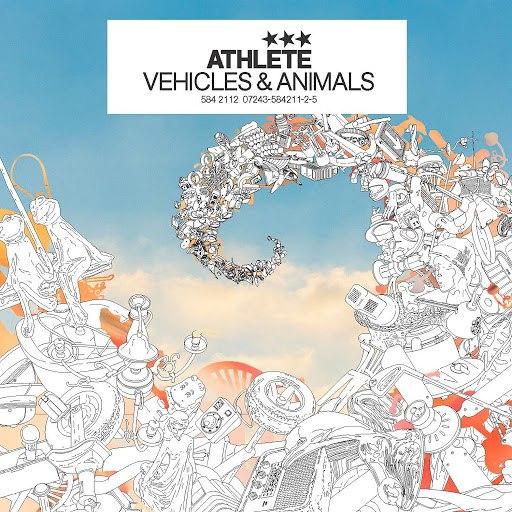 Athlete альбом Vehicles & Animals