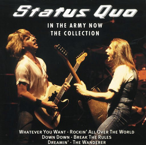 Status Quo альбом In The Army Now - The Collection