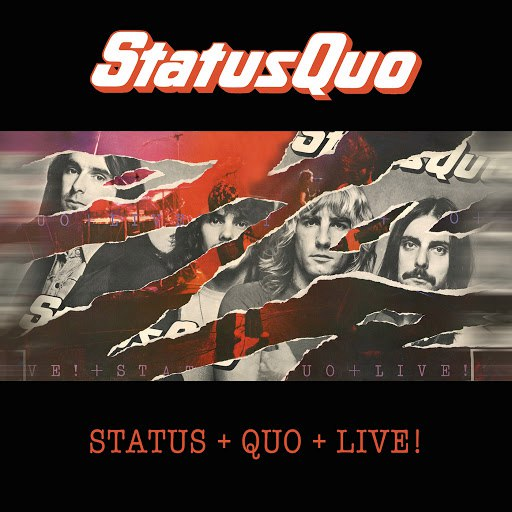 Status Quo альбом Status Quo Live