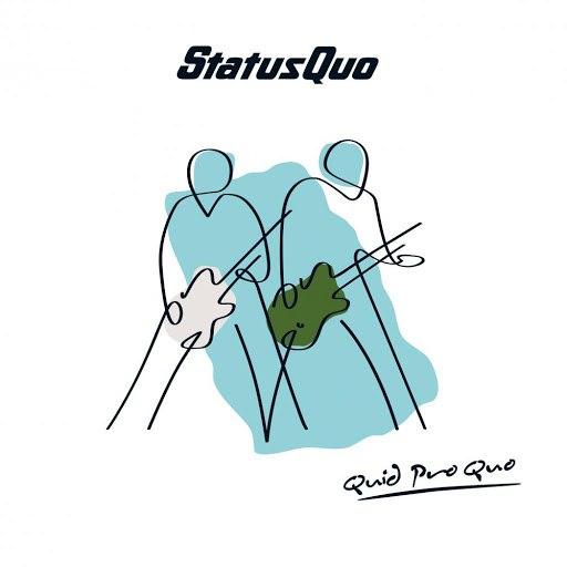 Status Quo альбом Quid Pro Quo + Greatest Hits Live