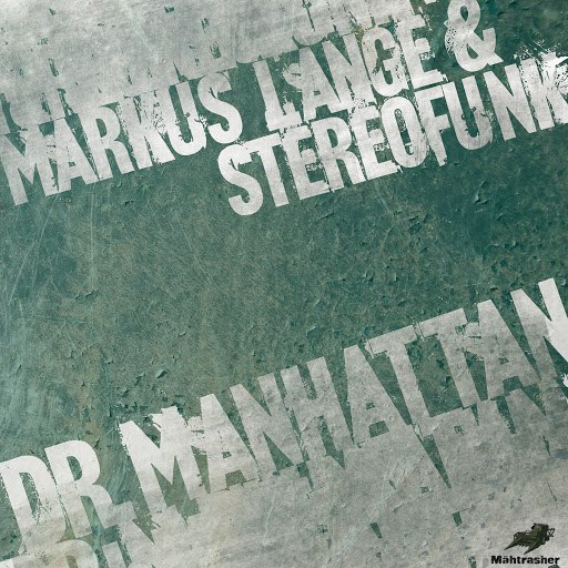 Markus Lange альбом Dr. Manhattan