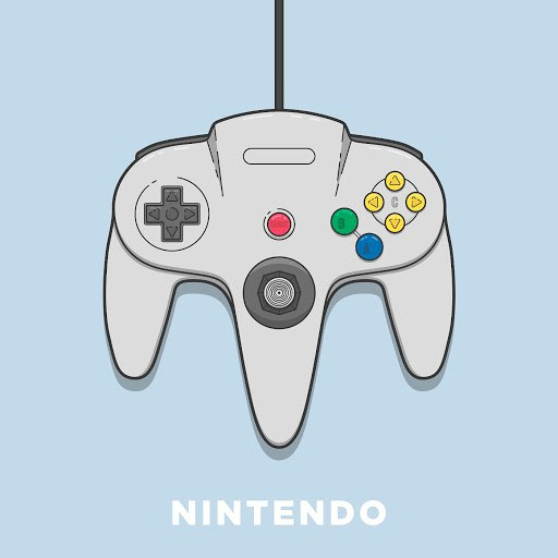 MSK альбом Nintendo