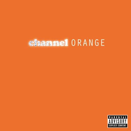 Frank Ocean альбом channel ORANGE