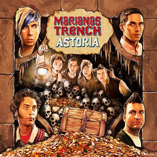 Marianas Trench альбом Astoria (Clean)