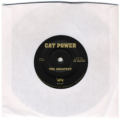 Cat Power альбом The Greatest / Hate