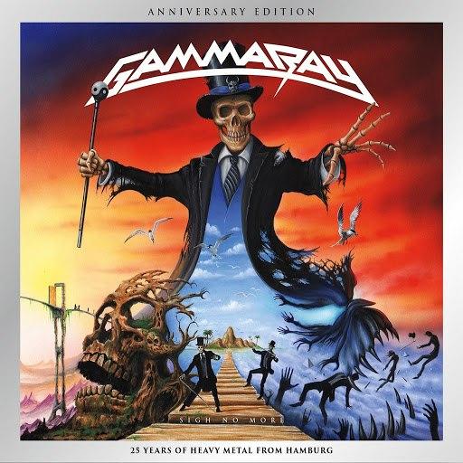Gamma Ray альбом Sigh No More (Anniversary Edition)