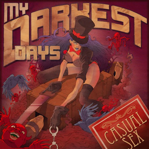 My Darkest Days альбом Casual Sex