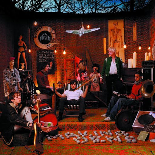 Mystery Jets альбом Making Dens [Standard Edition CD]