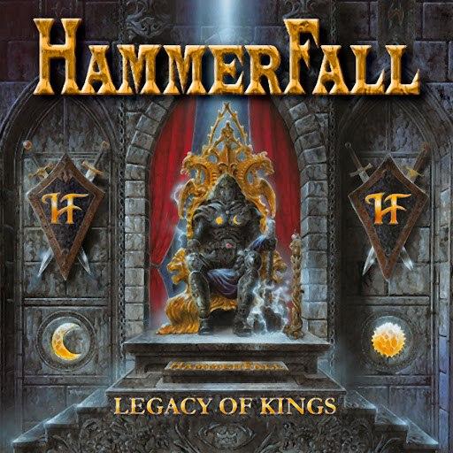 HammerFall альбом Legacy of Kings