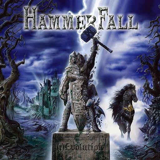 HammerFall альбом (r)Evolution