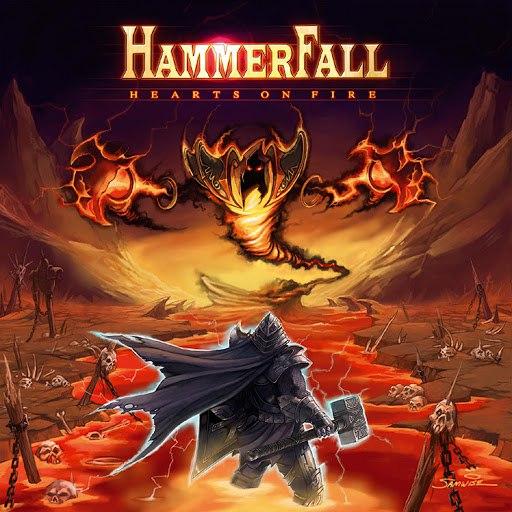 HammerFall альбом Hearts on Fire