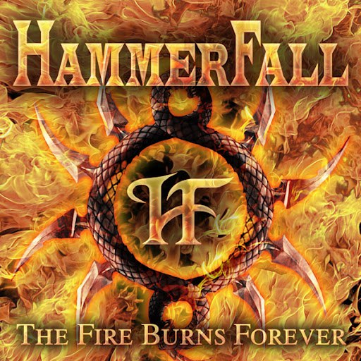HammerFall альбом The Fire Burns Forever