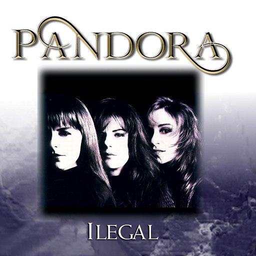 Pandora альбом Ilegal