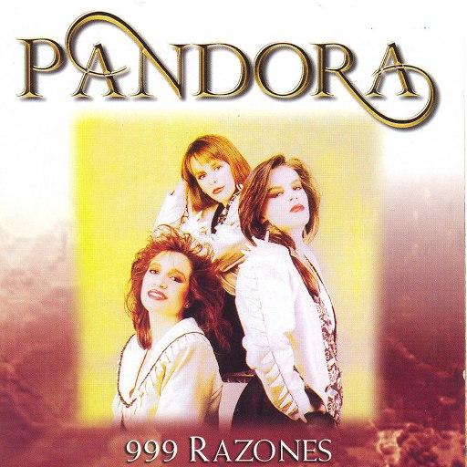Pandora альбом 999 Razones