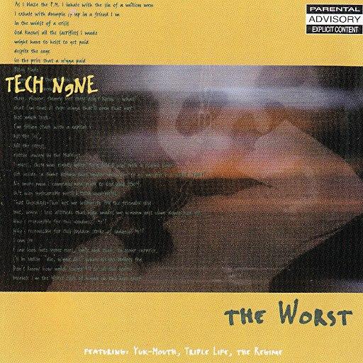 Tech N9ne альбом The Worst