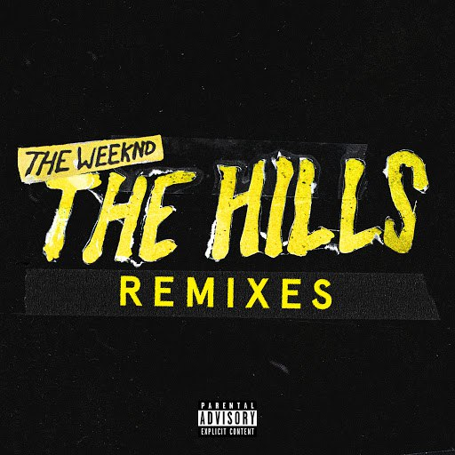 The Weeknd альбом The Hills Remixes