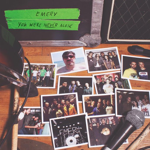 Emery альбом You Were Never Alone