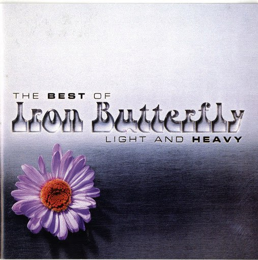 Iron Butterfly альбом Light and Heavy/The Best of...