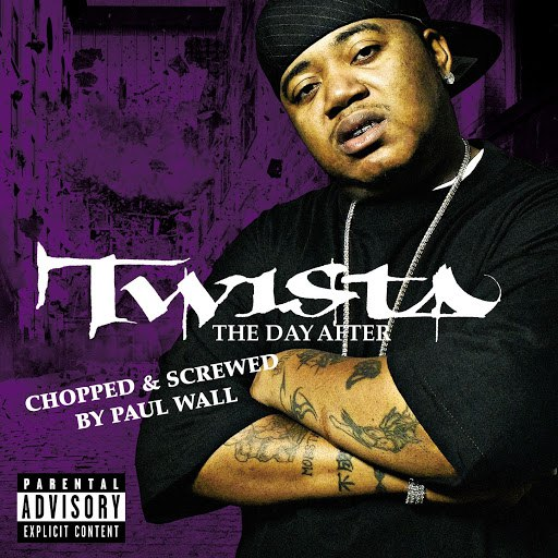 Twista альбом The Day After (Chopped & Screwed)