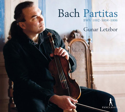 Johann Sebastian Bach альбом Bach: Violin Partitas
