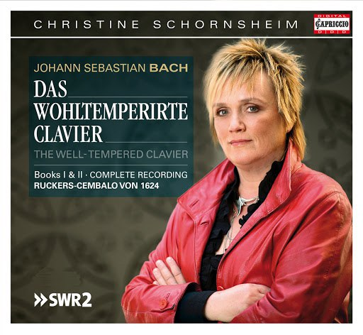 Johann Sebastian Bach альбом Bach: Das Wohltemperirte Clavier