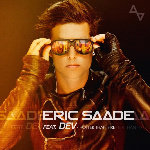 Eric Saade альбом Hotter Than Fire