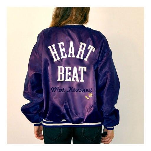 Mat Kearney альбом Heartbeat