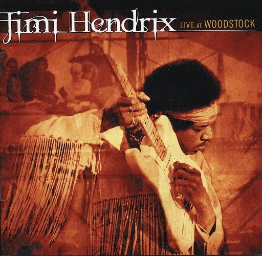 Jimi Hendrix альбом Live At Woodstock