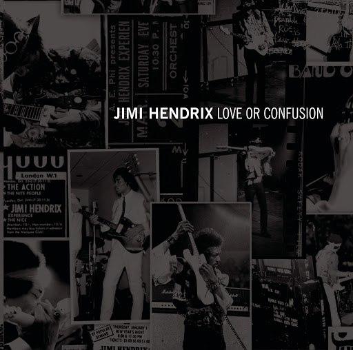 Jimi Hendrix альбом Love Or Confusion