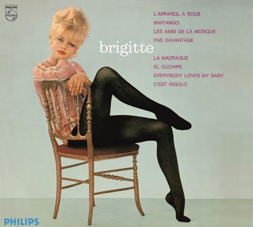 Brigitte Bardot альбом Brigitte Bardot (L'appareil à sous)