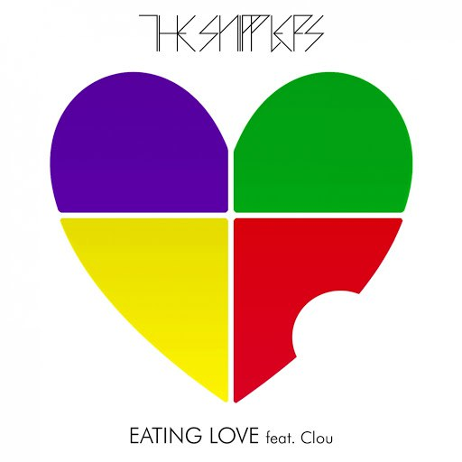 The Snipplers альбом Eating Love (feat. Clou)