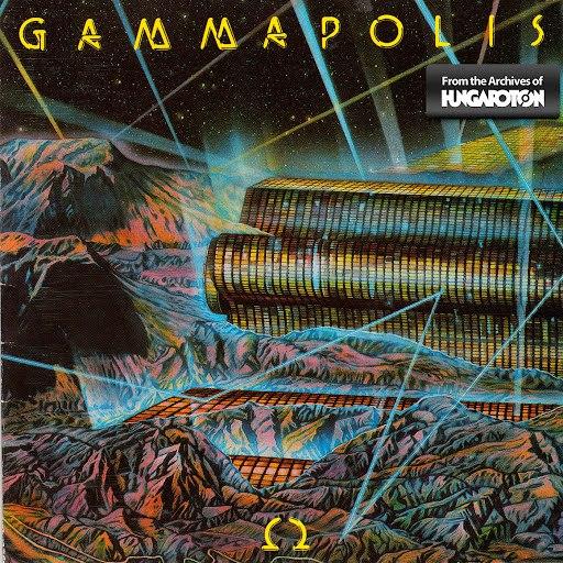Omega альбом Gammapolis